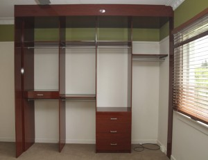 Built-in 1 wardrobe
