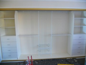 Wire shelving 23