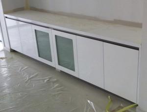 custom media cabinets