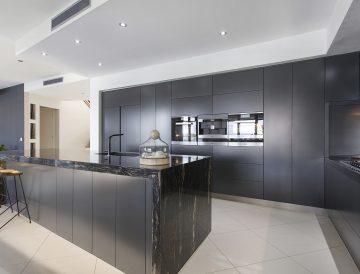 Sovereign Island kitchen 3