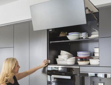 Sovereign Island kitchen 12