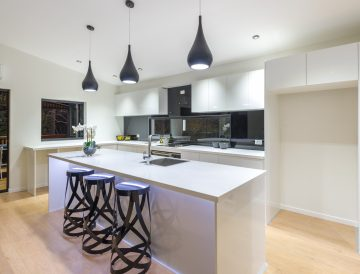 contemporary brisbane kitchen
